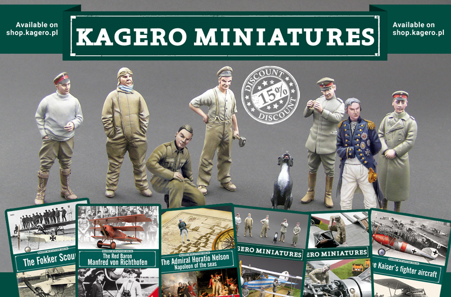 KAGERO Miniatures FB